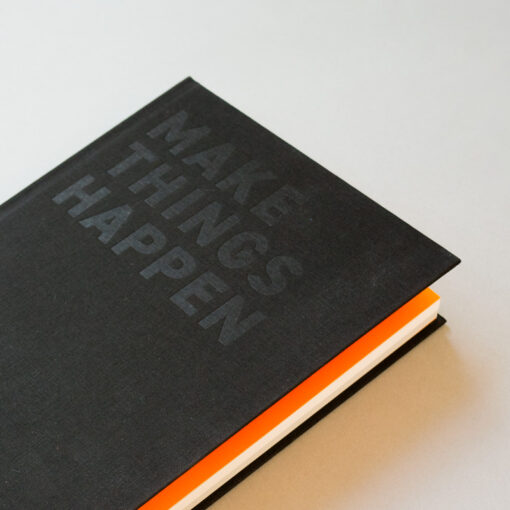 "Fox&Poet X Organiser ""Make things happen"""