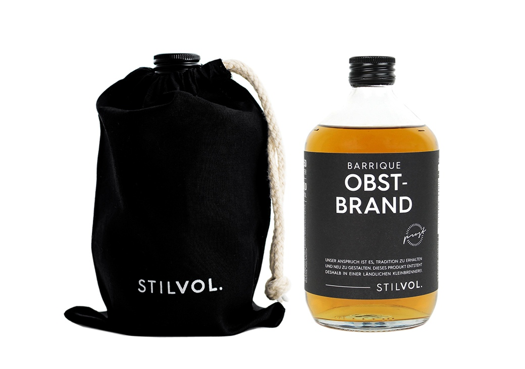StilVol X Barrique Obstbrand