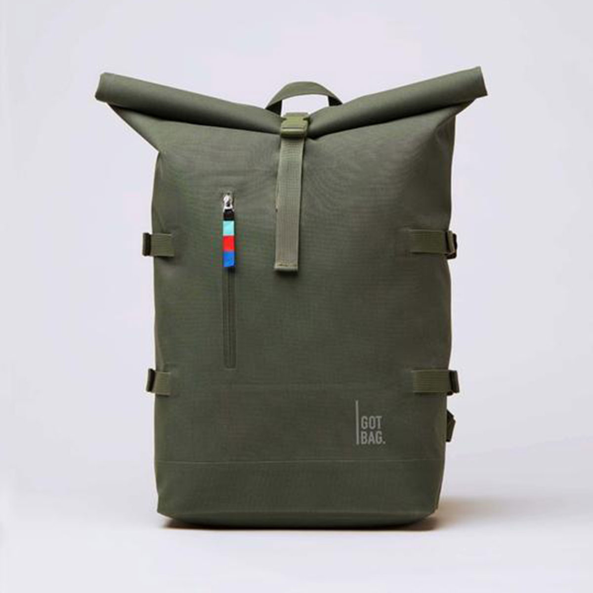Got Bag X Algae Roll Top Rucksack
