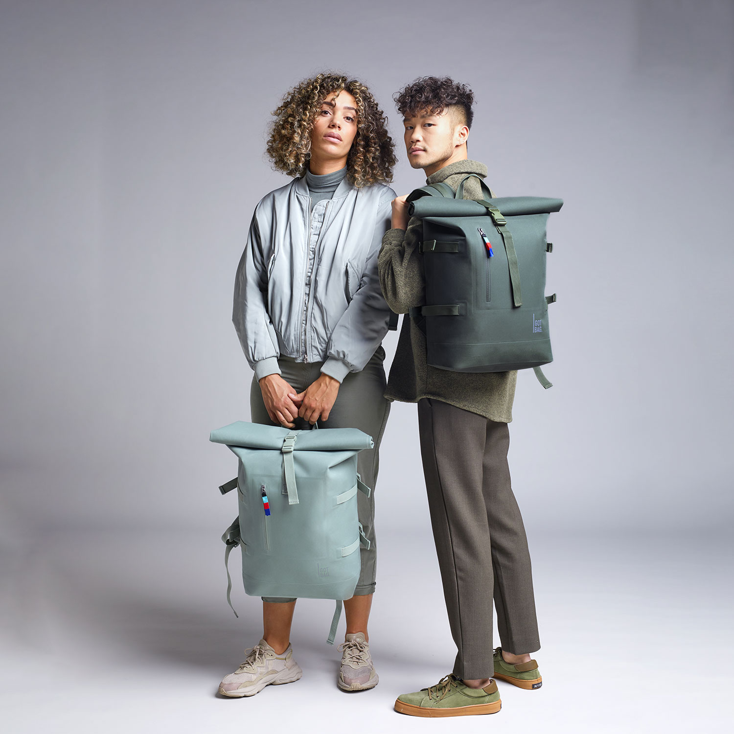 Got Bag X Reef Roll Top Rucksack