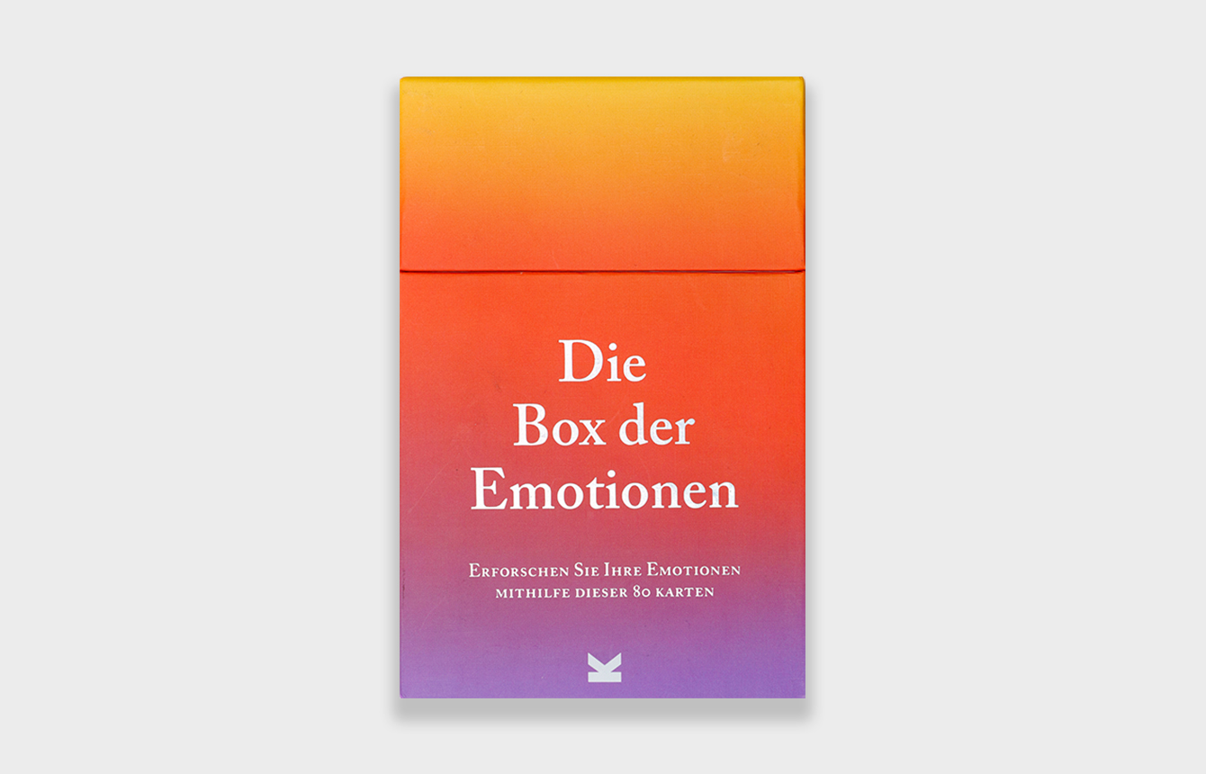 Box der Emotionen X Kartenset