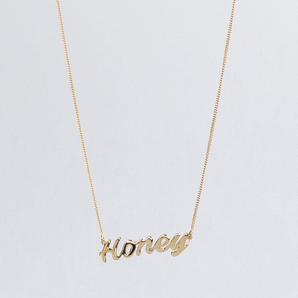 Sonni&Char X Gold Statement-Ketten