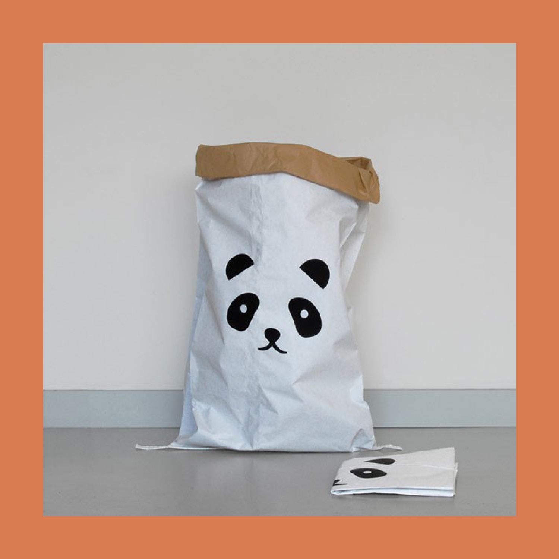 Kolor X Panda Bag