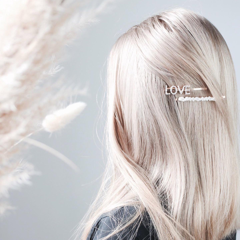 Malte&Meer X Haarspangen Perlen