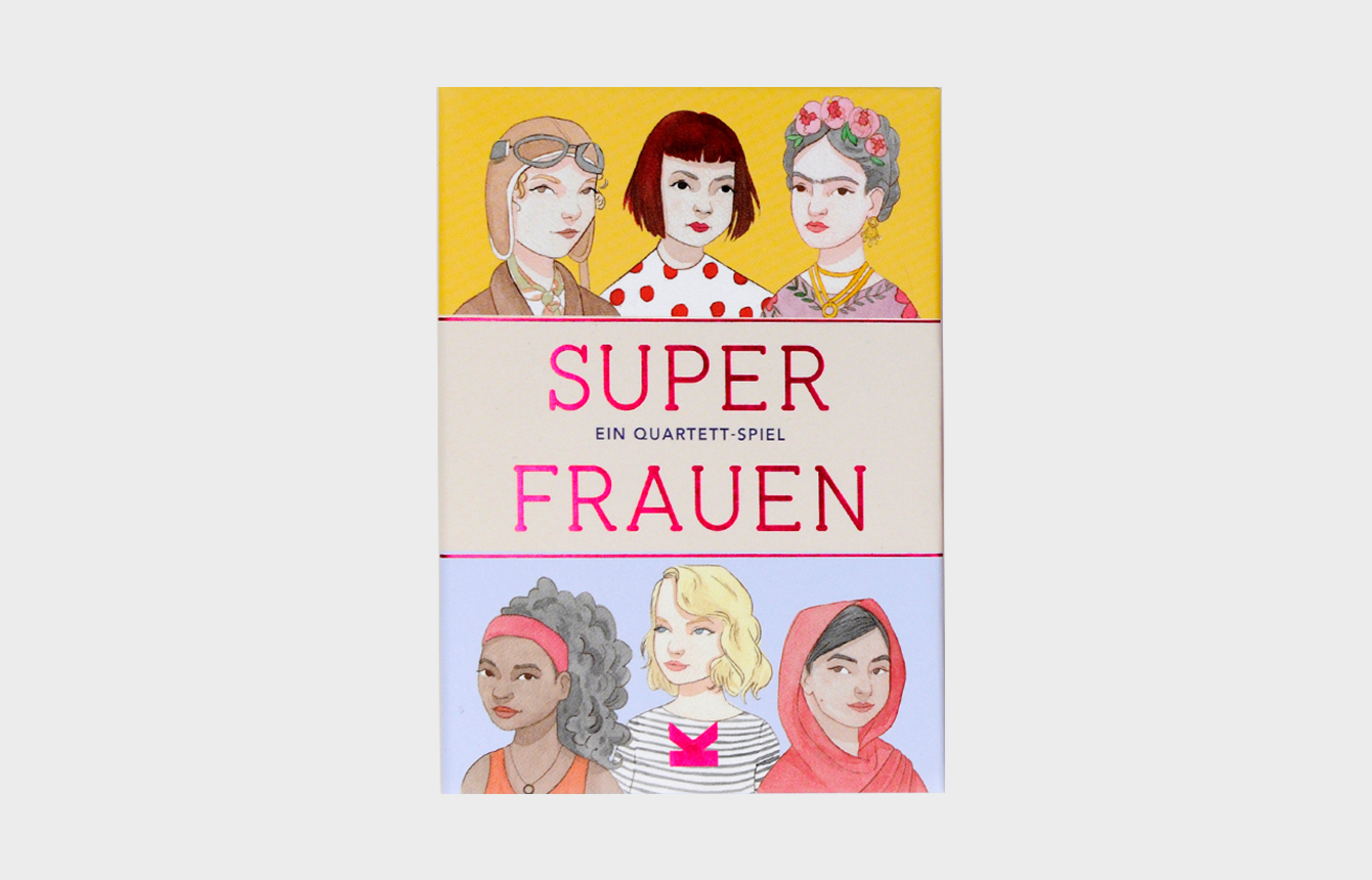 Quartett X Super Frauen