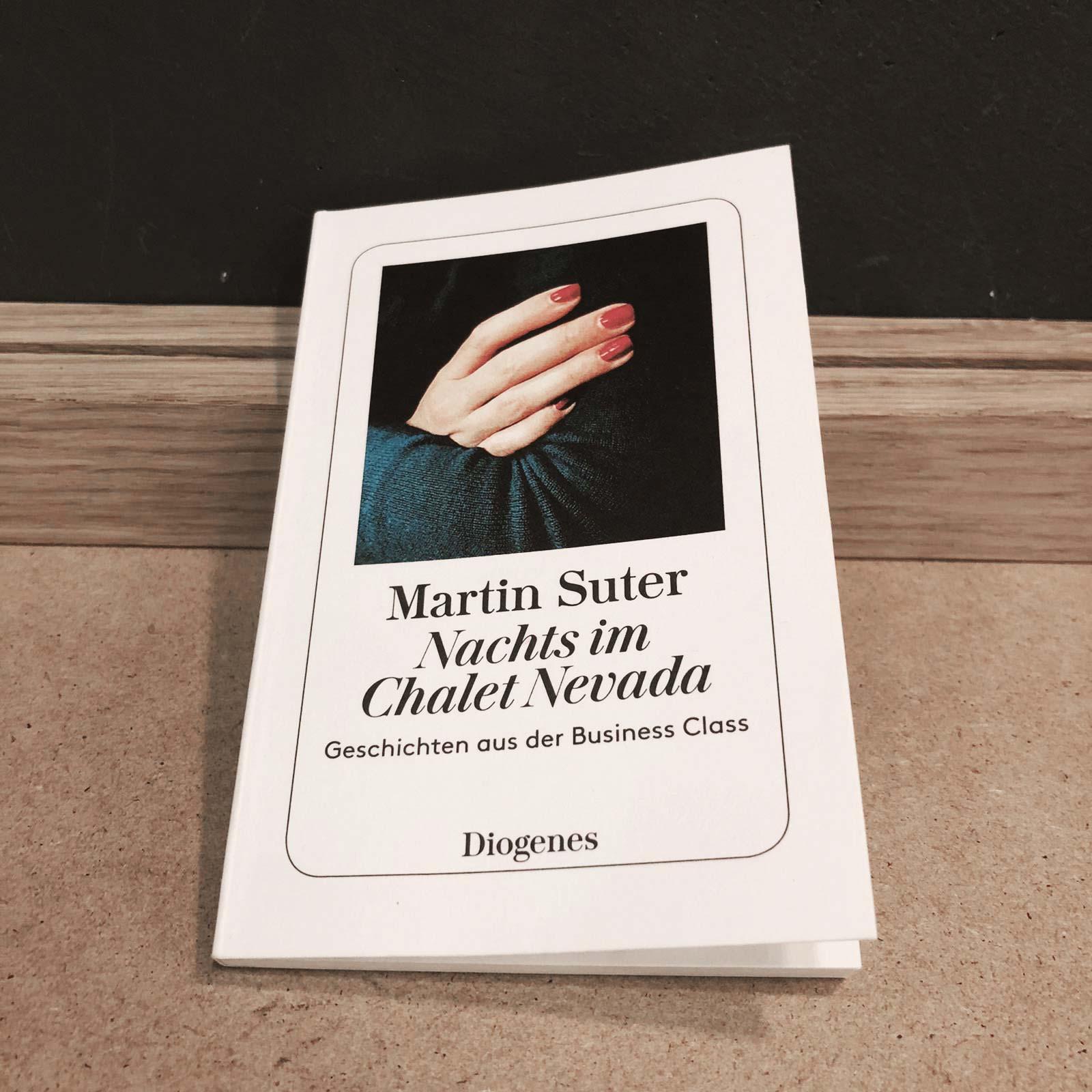 M. Suter X Nachts im Chalet Nevada