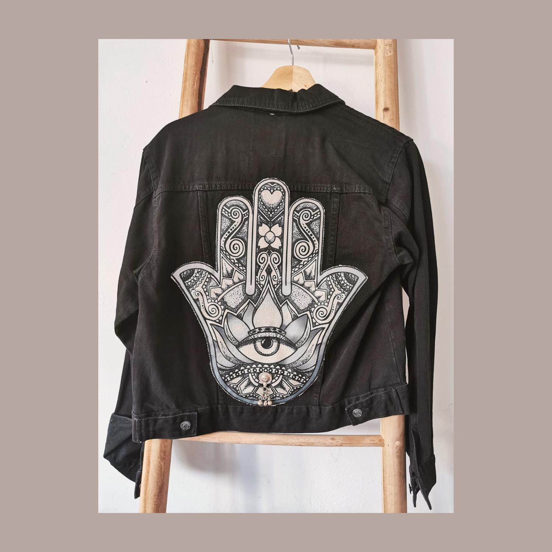 Bohia X Unikat Jacke Nr03