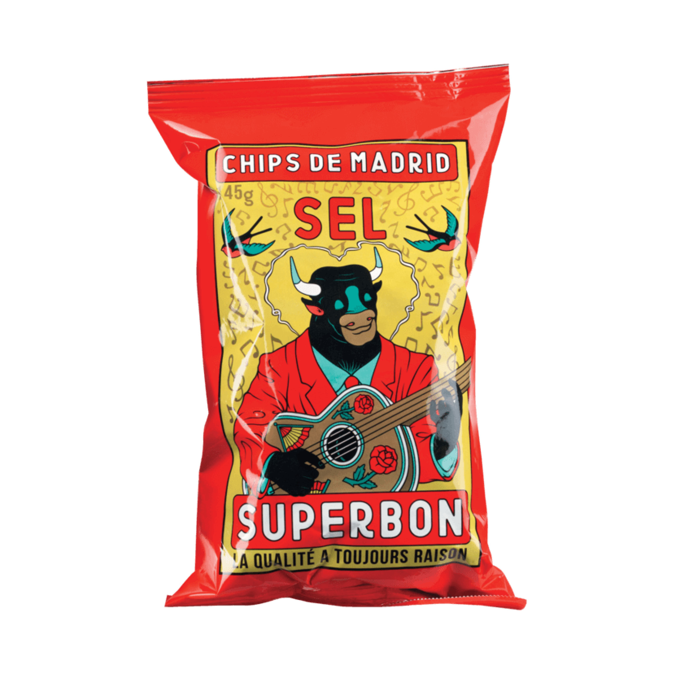 Chips de Madrid Sel X Superbon