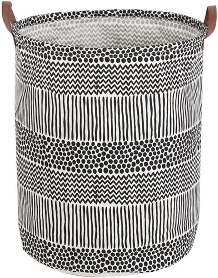Textilkorb X Pattern