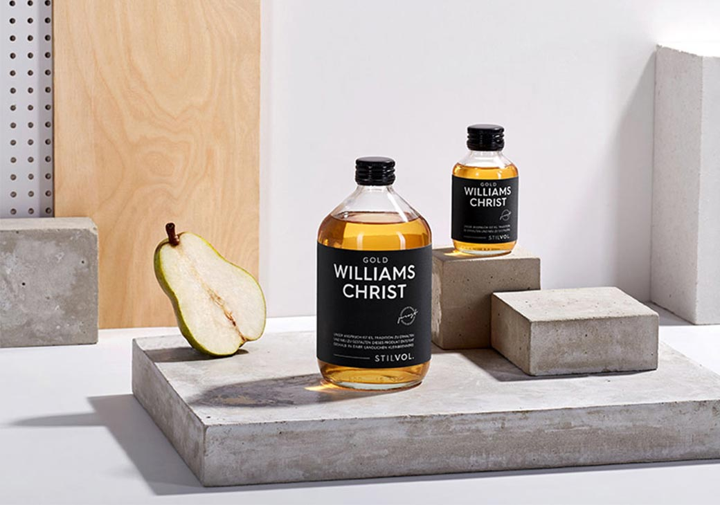 StilVol X Williams Christ Gold