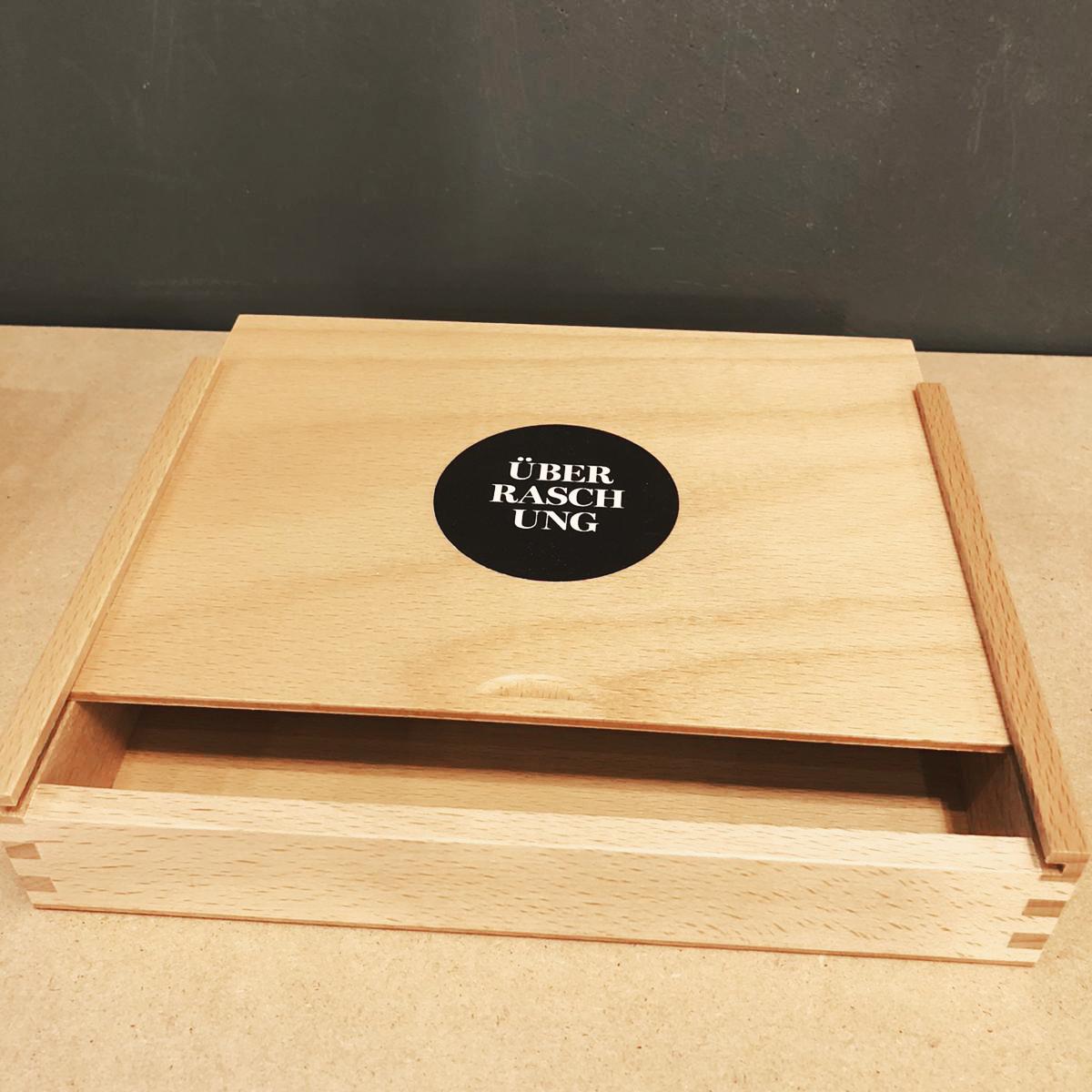 Dekoliebe X Holzbox