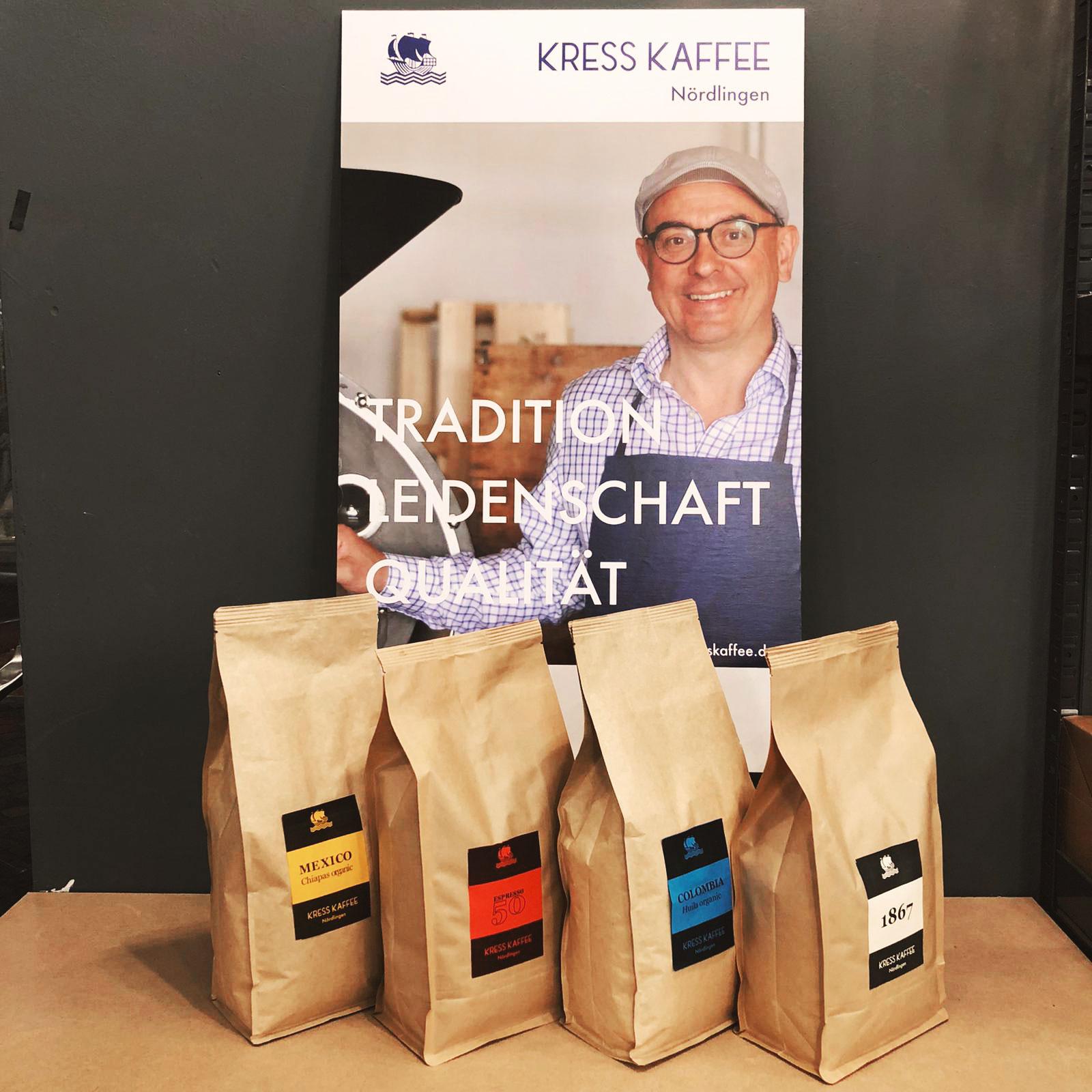 Kress X Kaffee