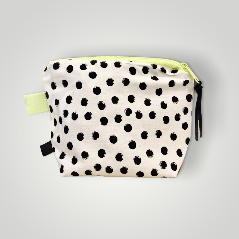 Zipper Bag X Tupfen