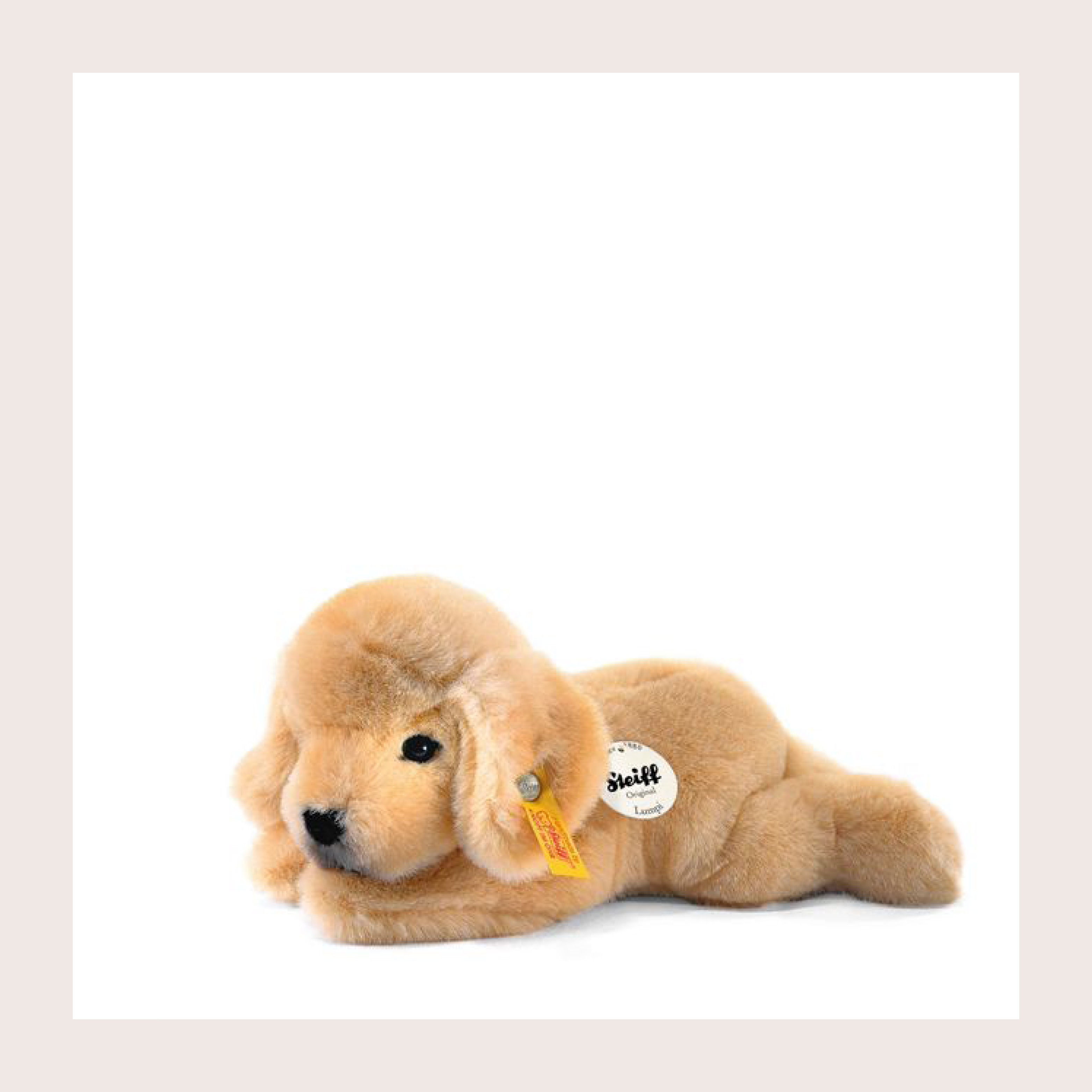 Lumpi X 17 Golden Retriever Welpe 25cm