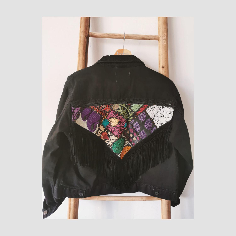 Bohia X Unikat Jacke Nr05