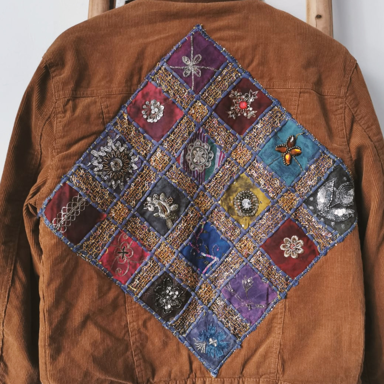 Bohia X Unikat Jacke Nr10