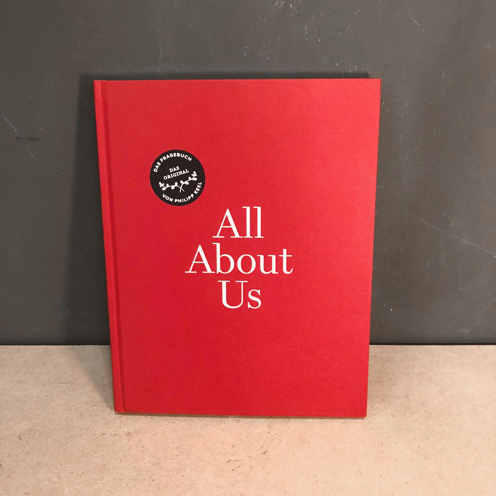 BücherLiebe X All About Us
