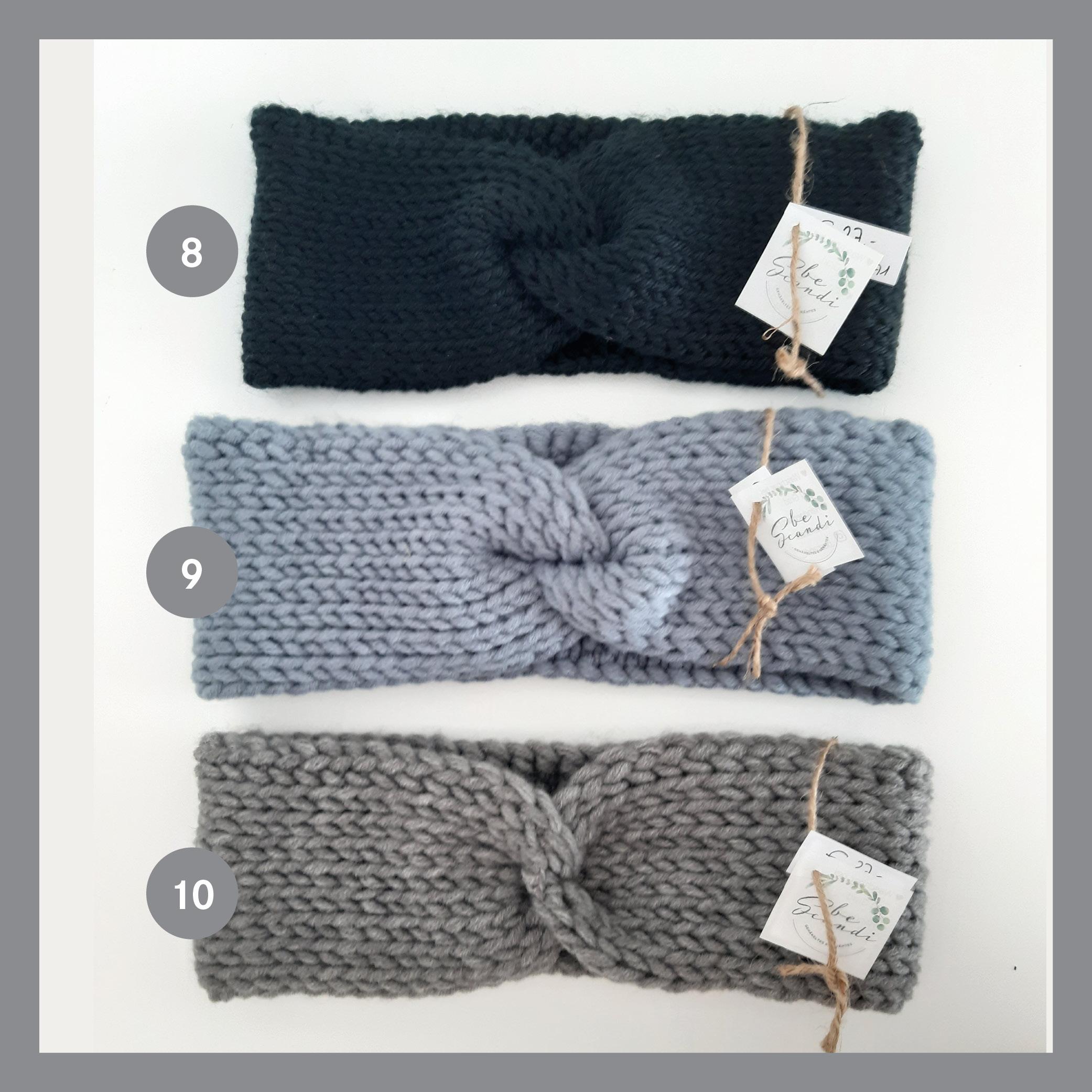 Stirnband X Wolle