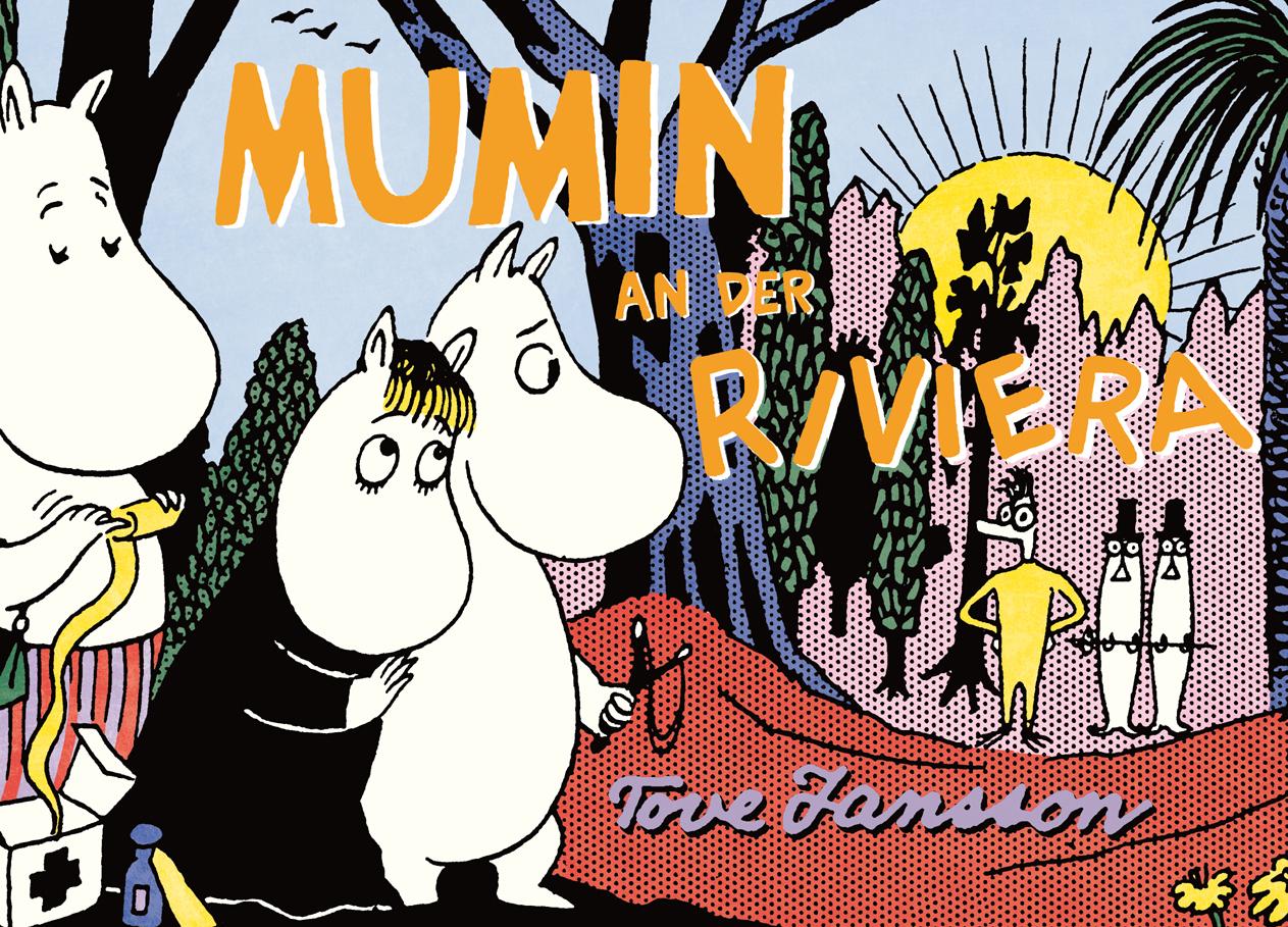 Mumin X An der Riviera
