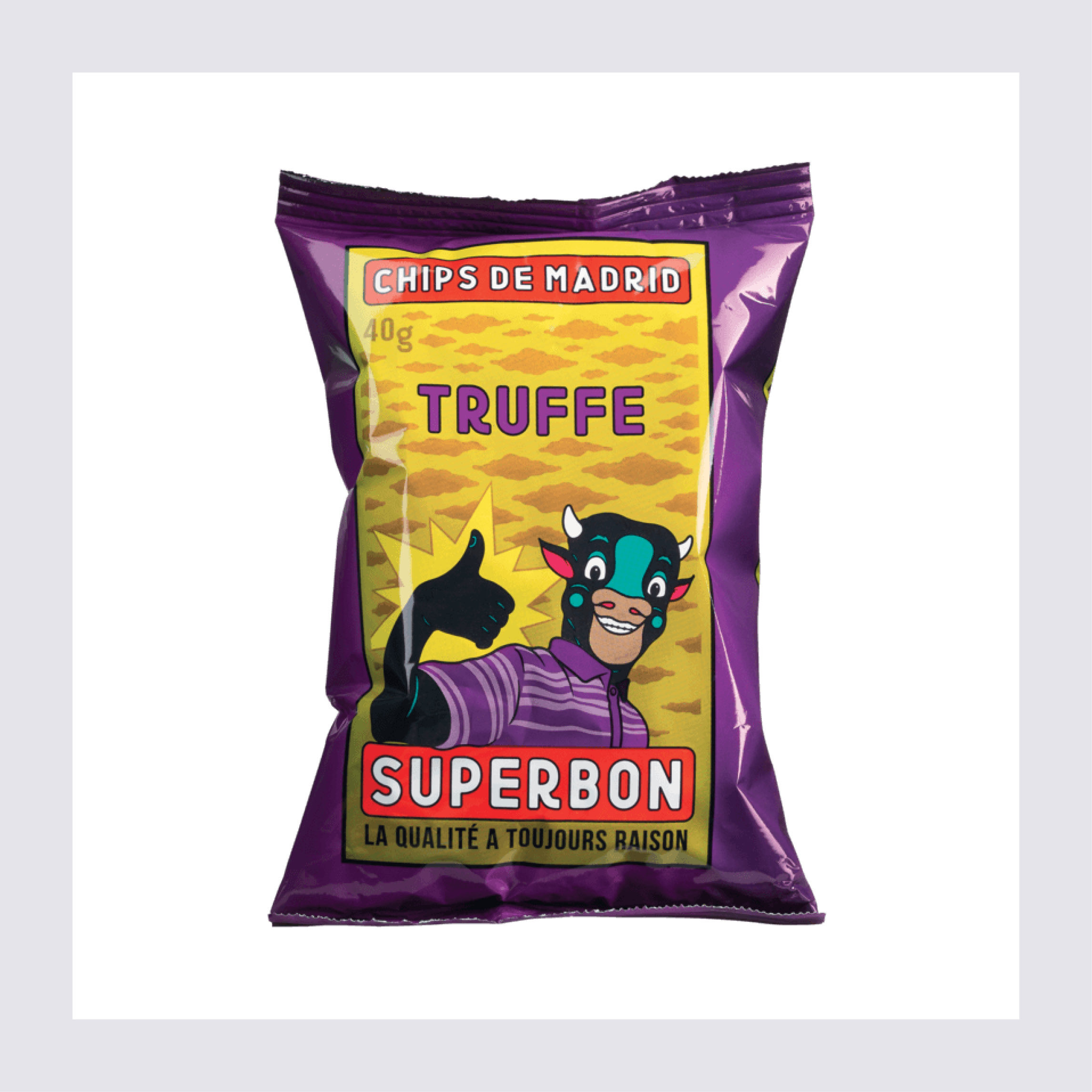 Chips de Madrid Truffe X Superbon