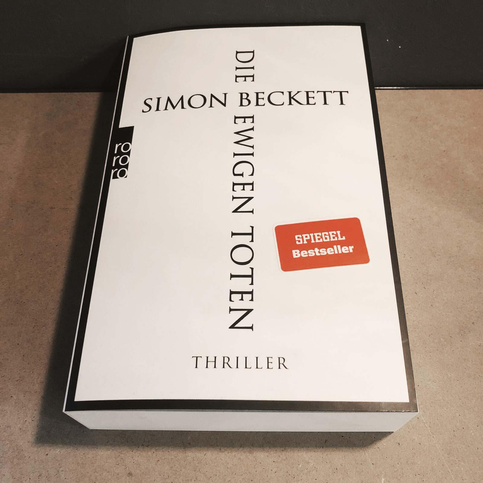 S. Beckett X Die ewigen Toten
