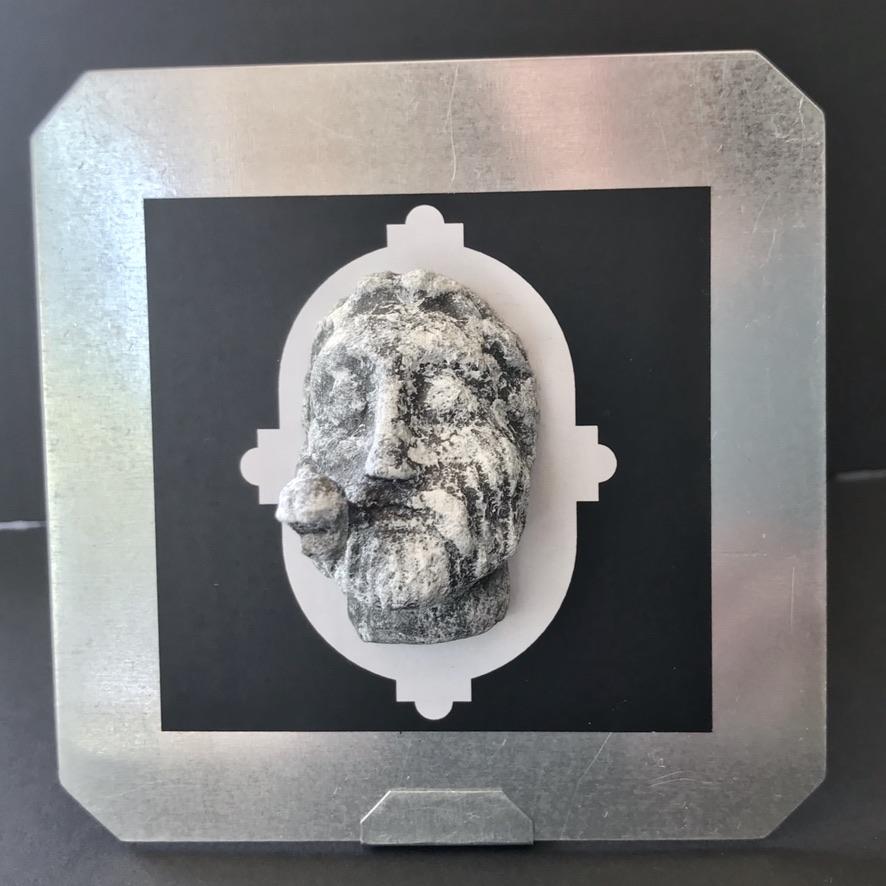 Aalener Spion X Kührschrank-Magnet
