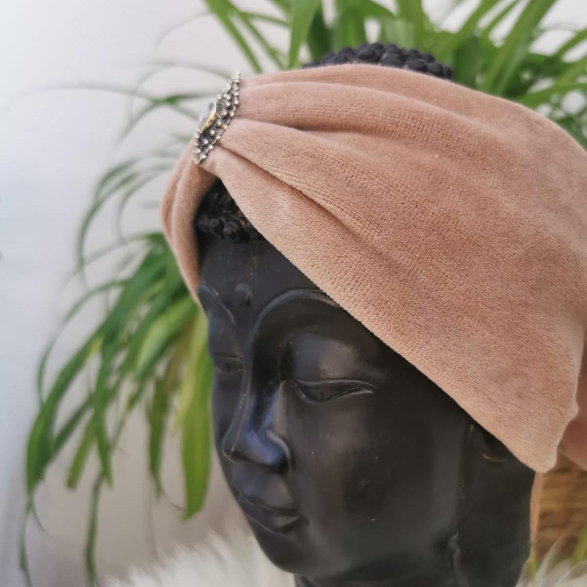 Bohia X Stirnband Cozy Beige