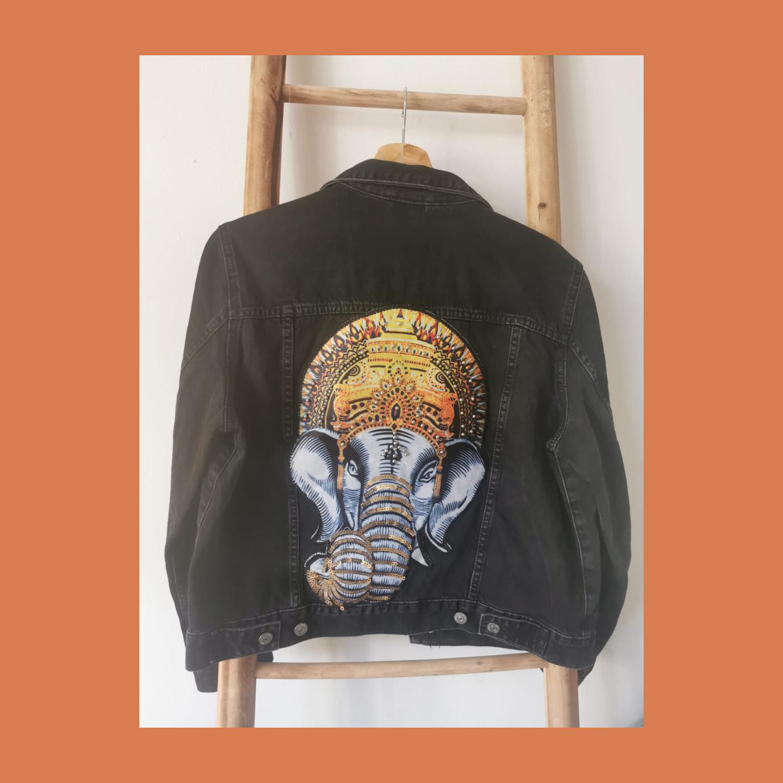 Bohia X Unikat Jacke Nr06
