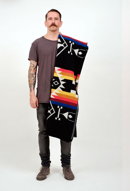 Tagesdecke X Blanket Tom