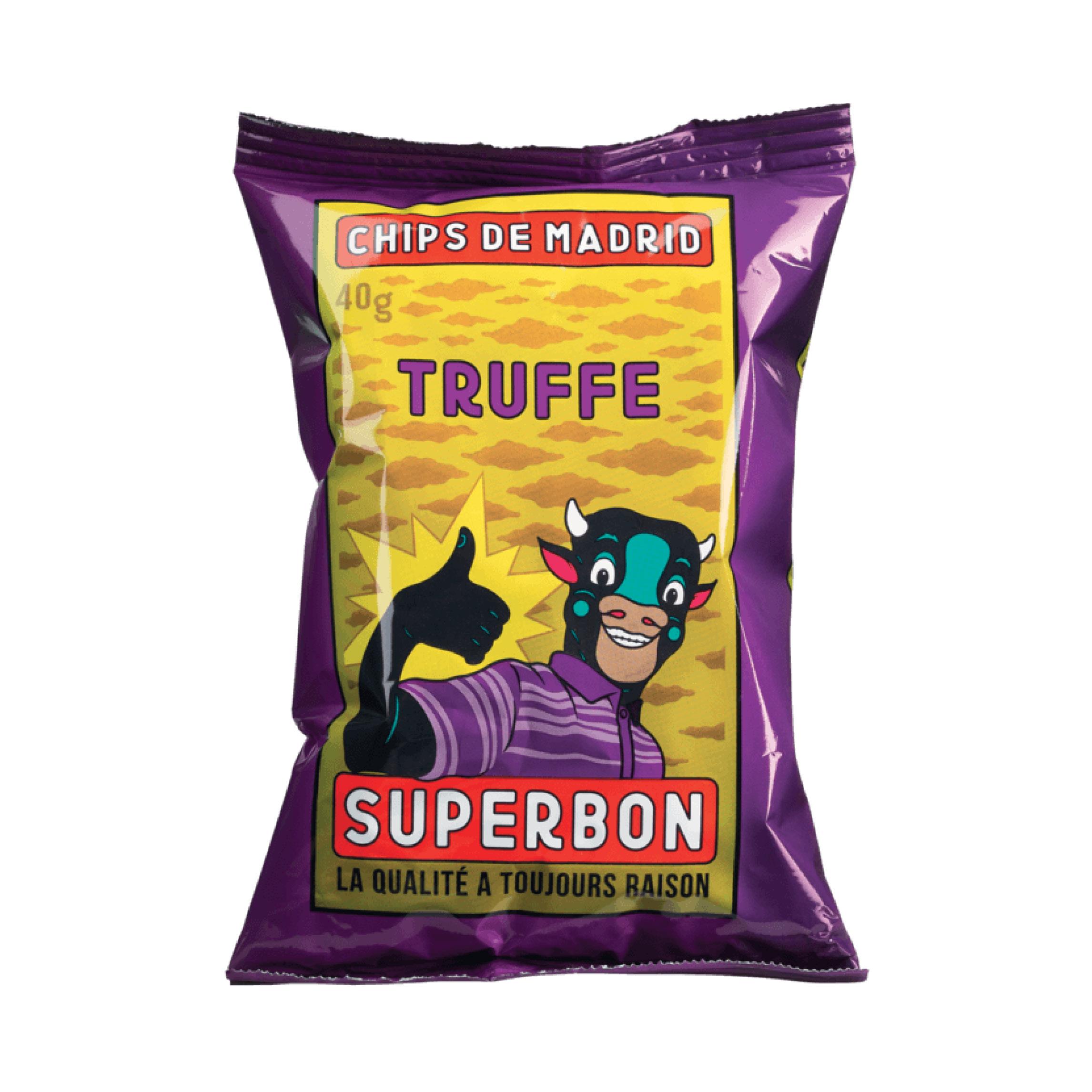 Chips de Madrid Truffe X Superbon