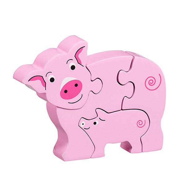 Lanka Kade X Schweinchen Baby Puzzle