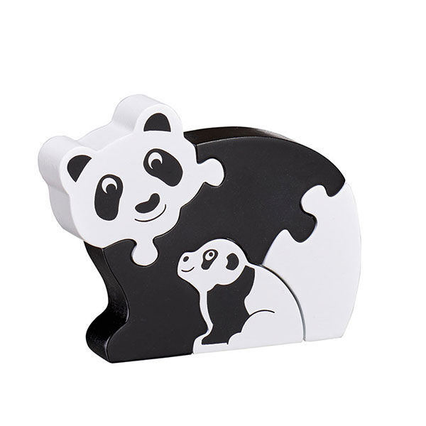 Lanka Kade X Panda Baby-Puzzle