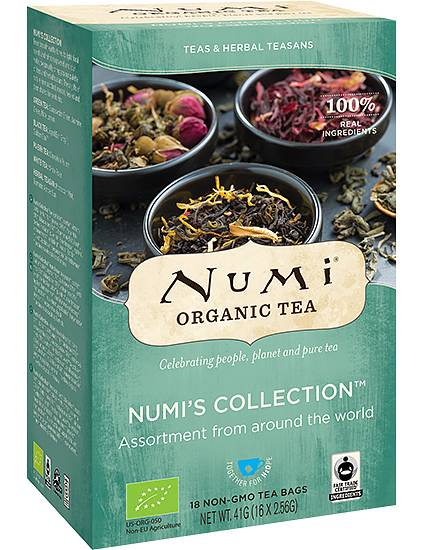 Numi's Collection 18 pack