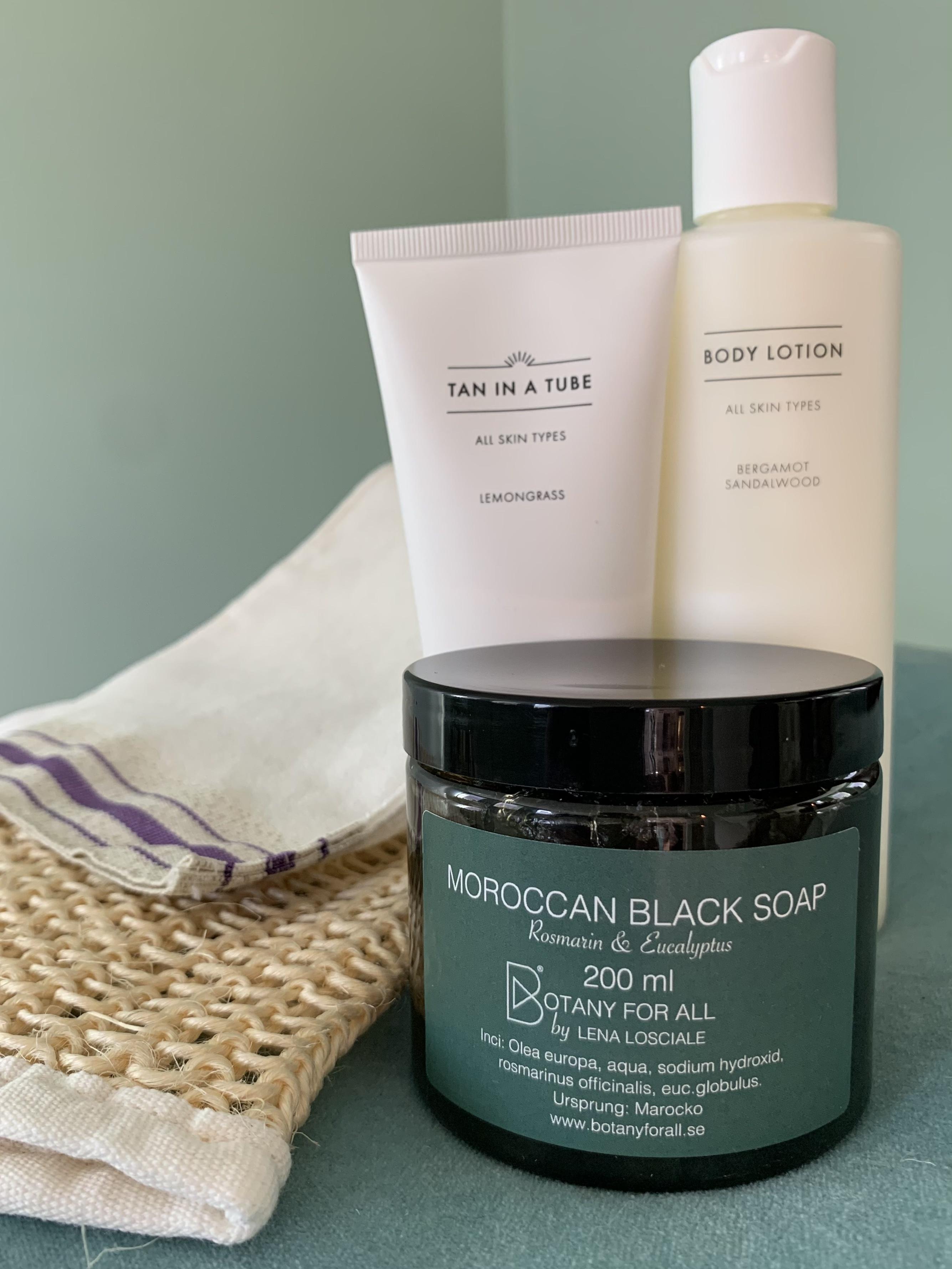 Moroccan Black Soap
