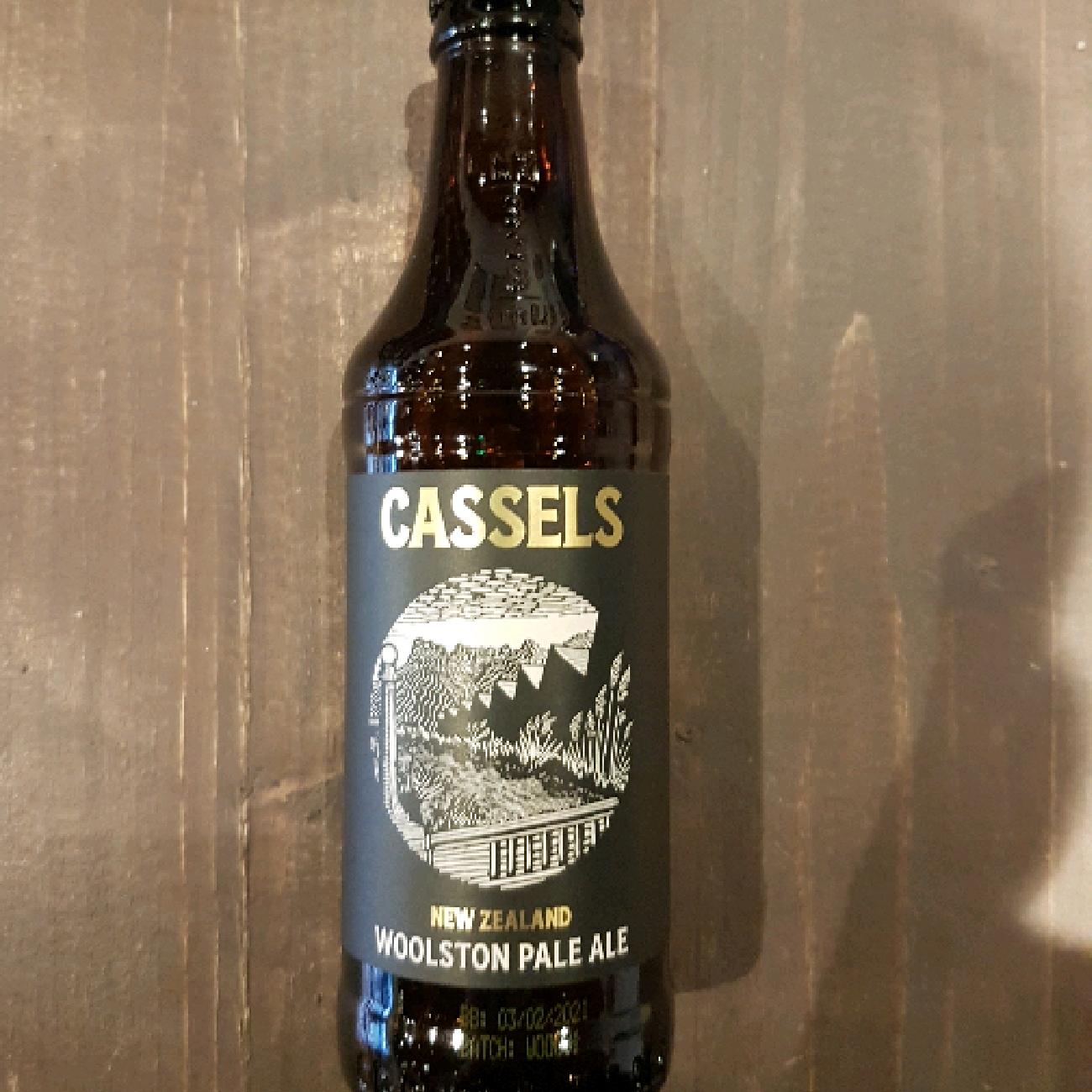 Cassels Woolston Pale