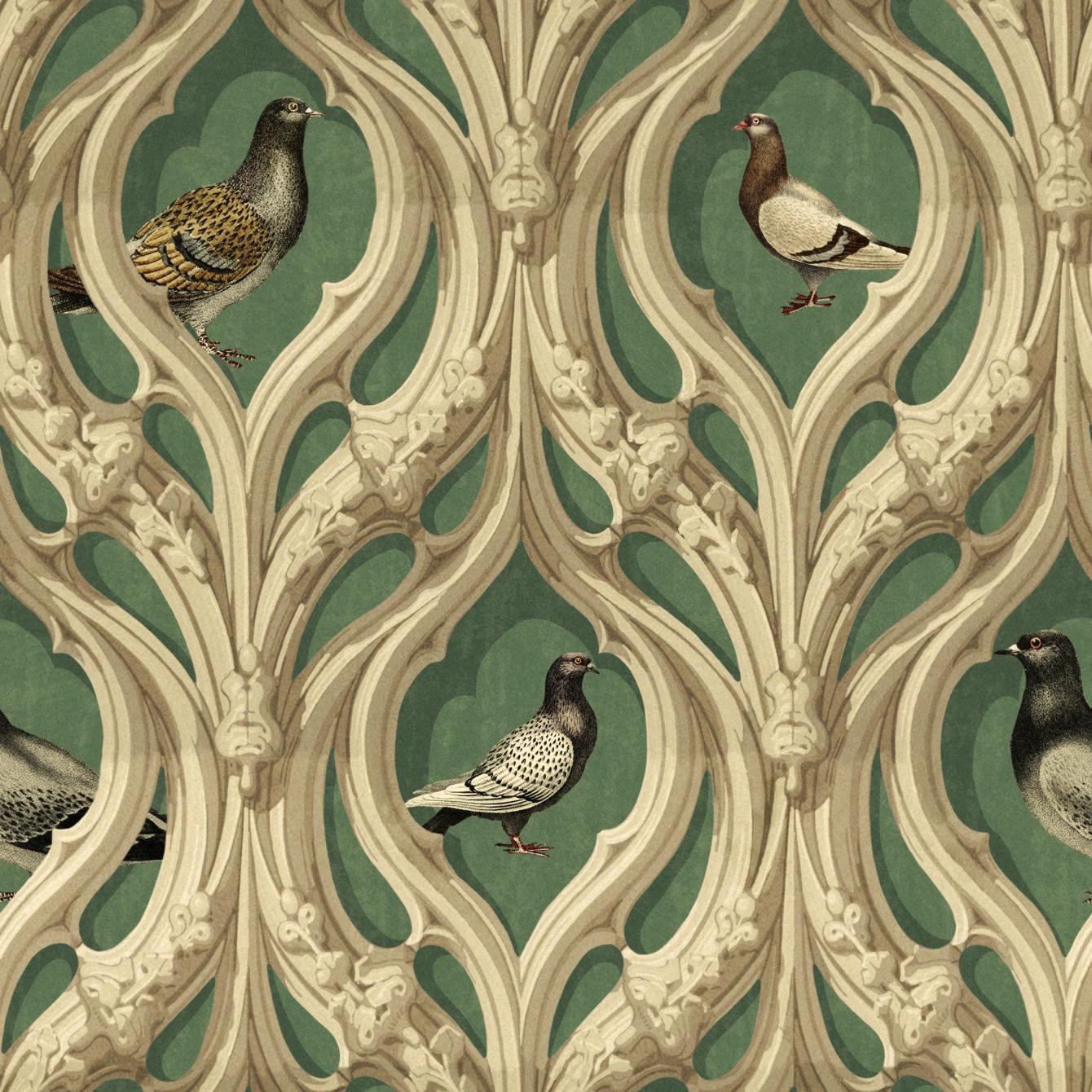 MANOR'S WALLS Wallpaper