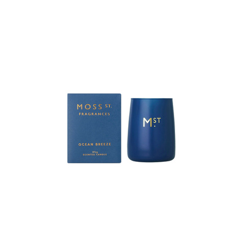 Moss St Ocean Breeze Candle Small