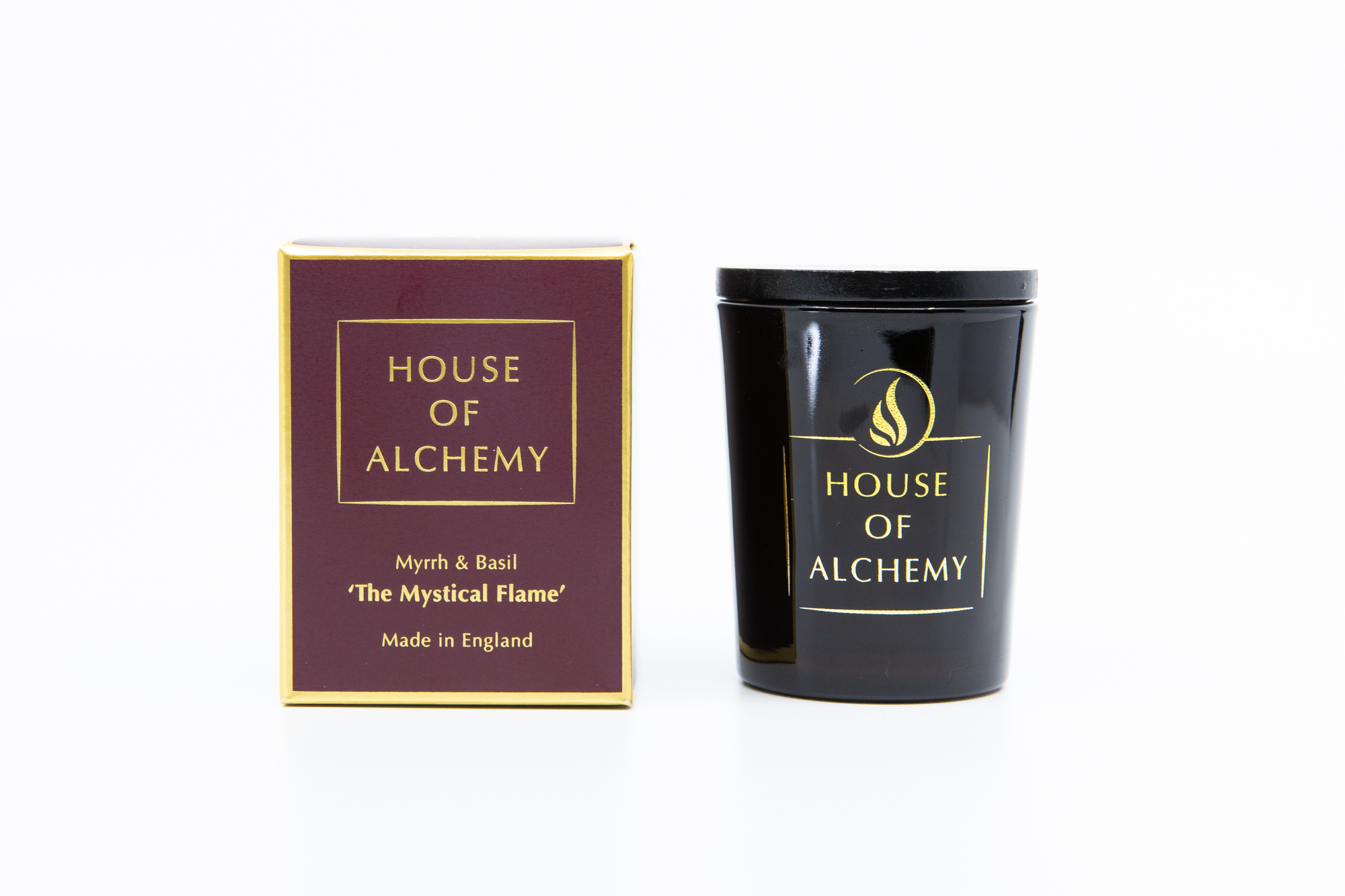 Mystical Flame Travel Candle 80g