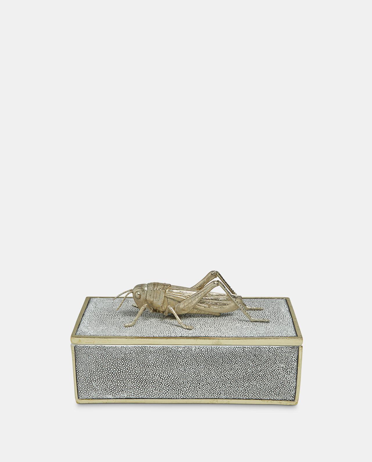 Decorative Grasshopper Box