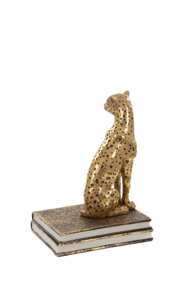 Cheetah Bookends