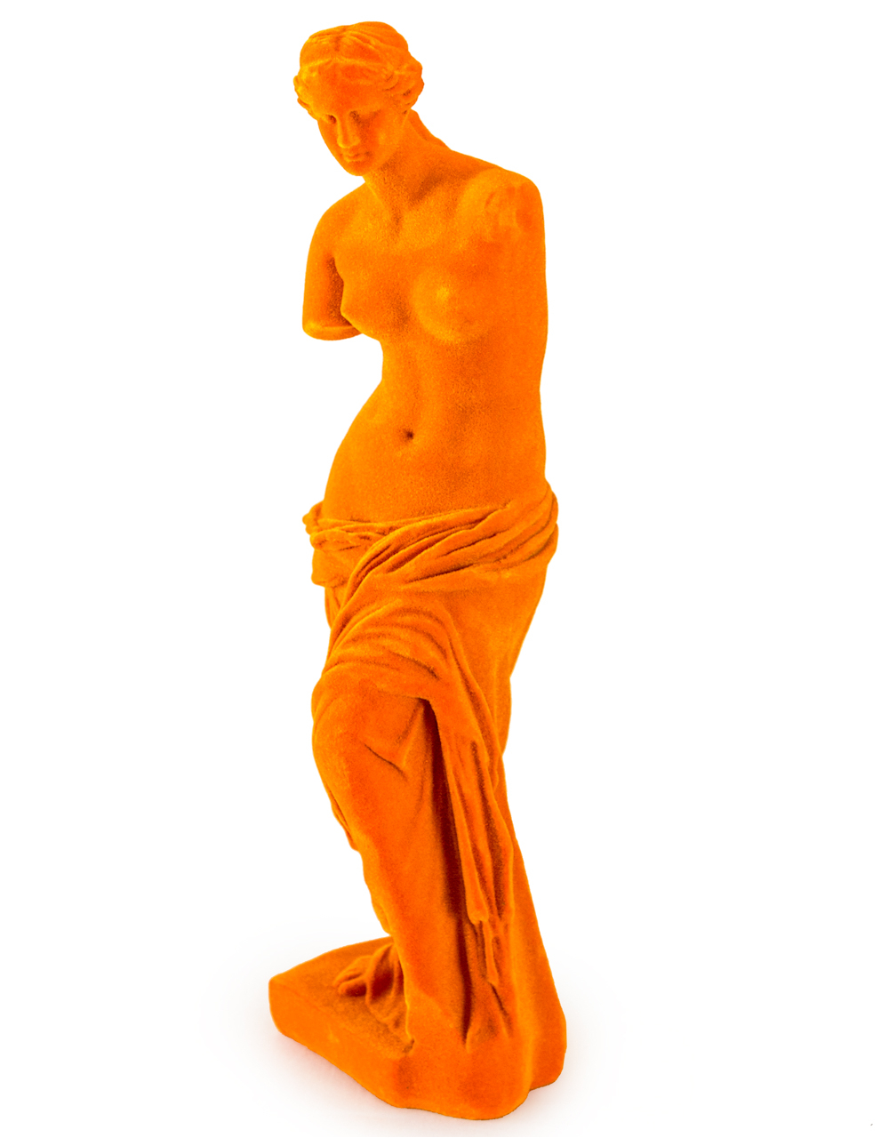 Orange Flock VenusDe Milo Figure
