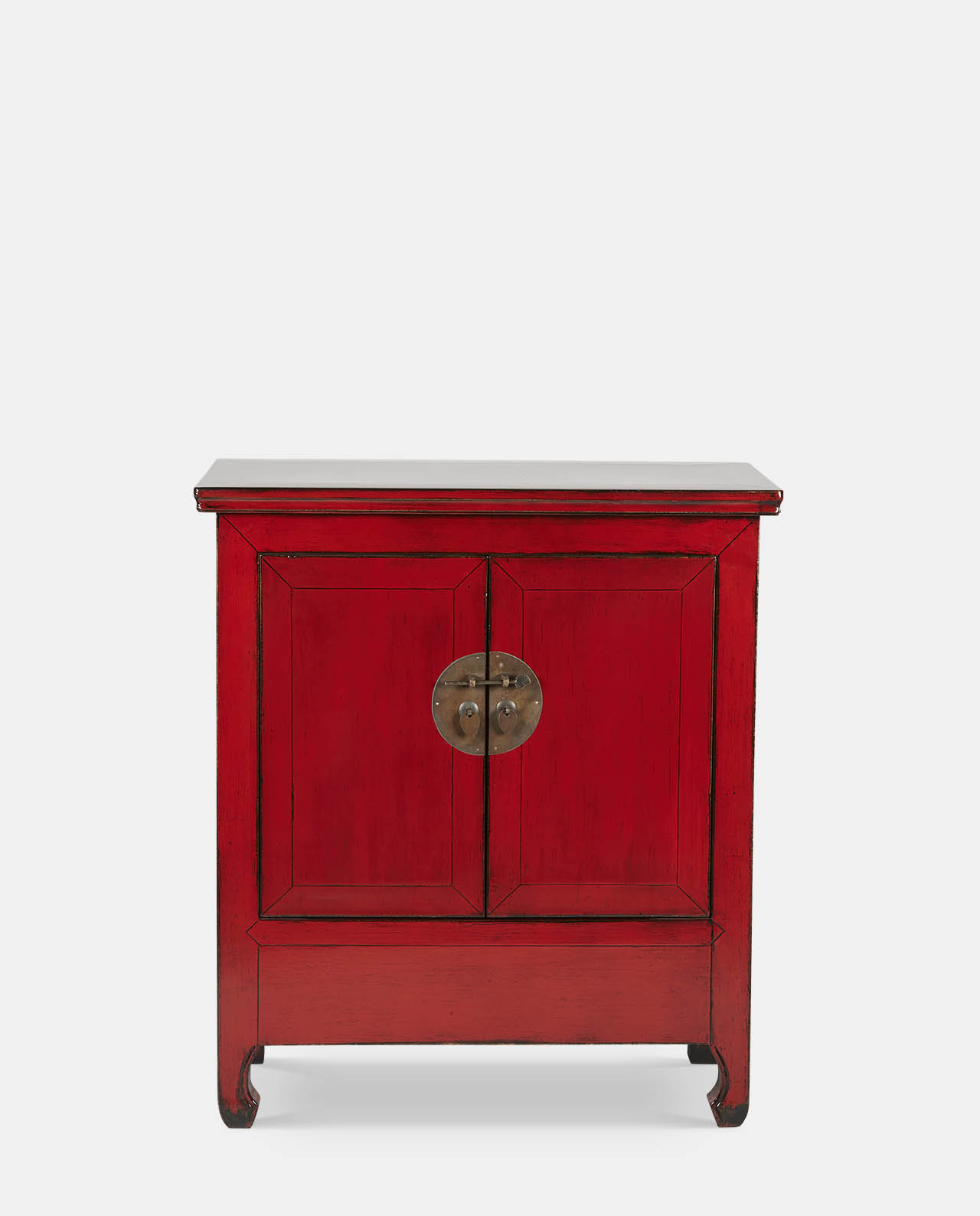 Tsang Small Red Cabinet