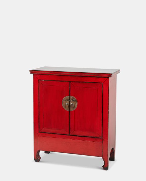 Tsang Small Red Cabinet