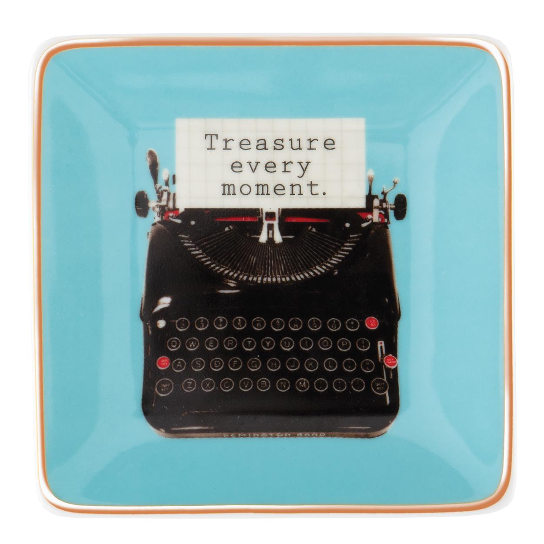 Treasure Every Moment Trinket Tray