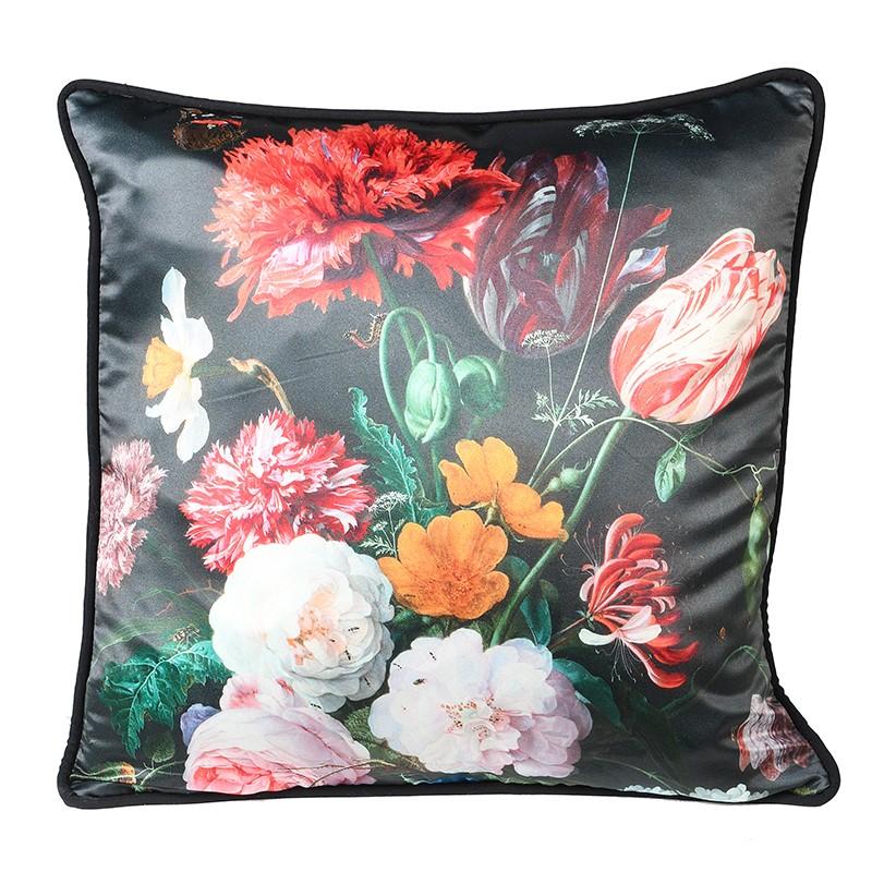 Dutch Masters Floral print cushion