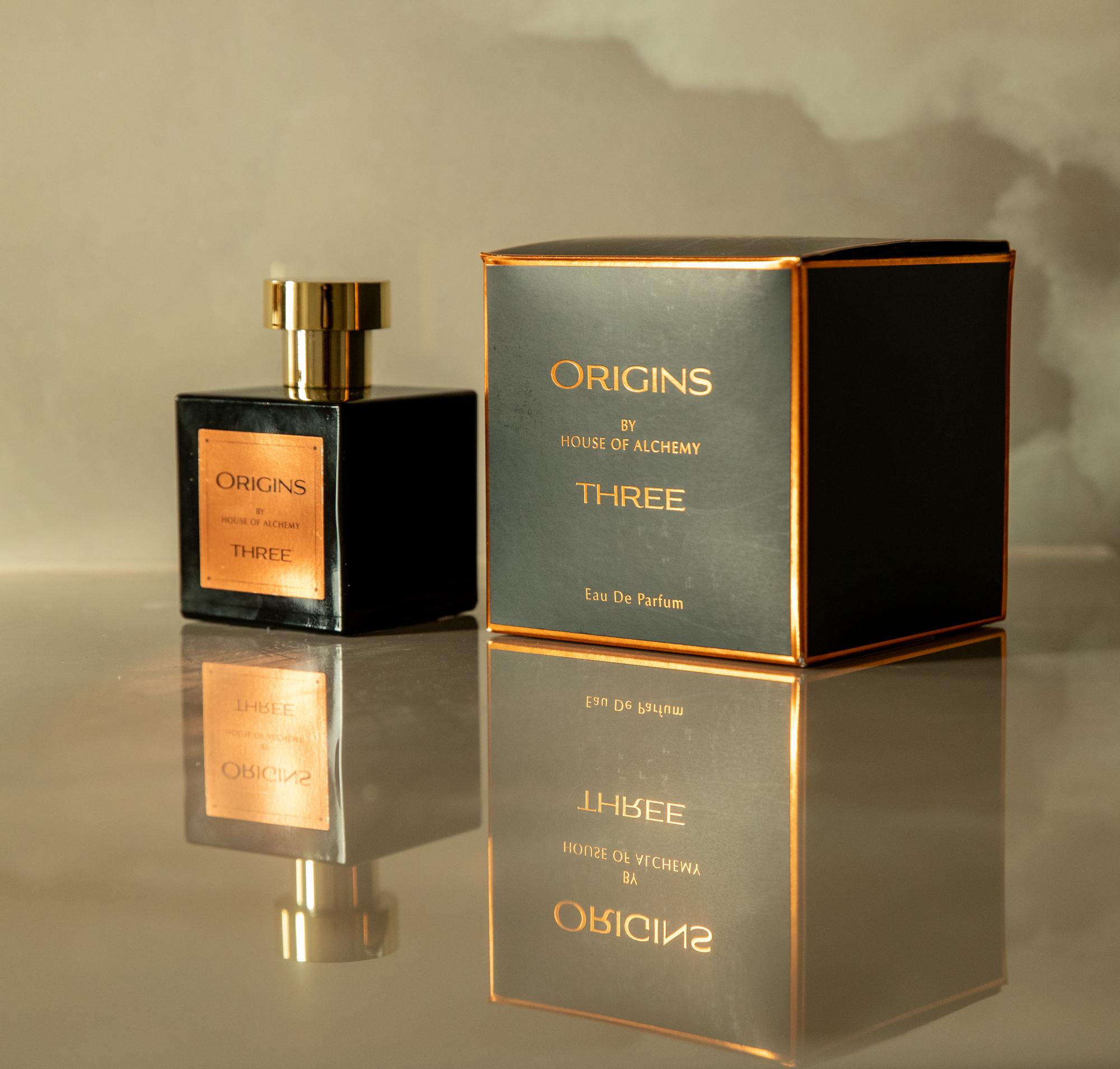 Origins Three 100ml Eau De Parfum