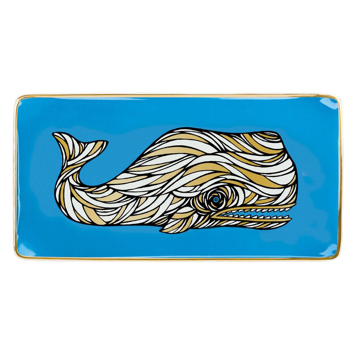 Whale Trinket Tray