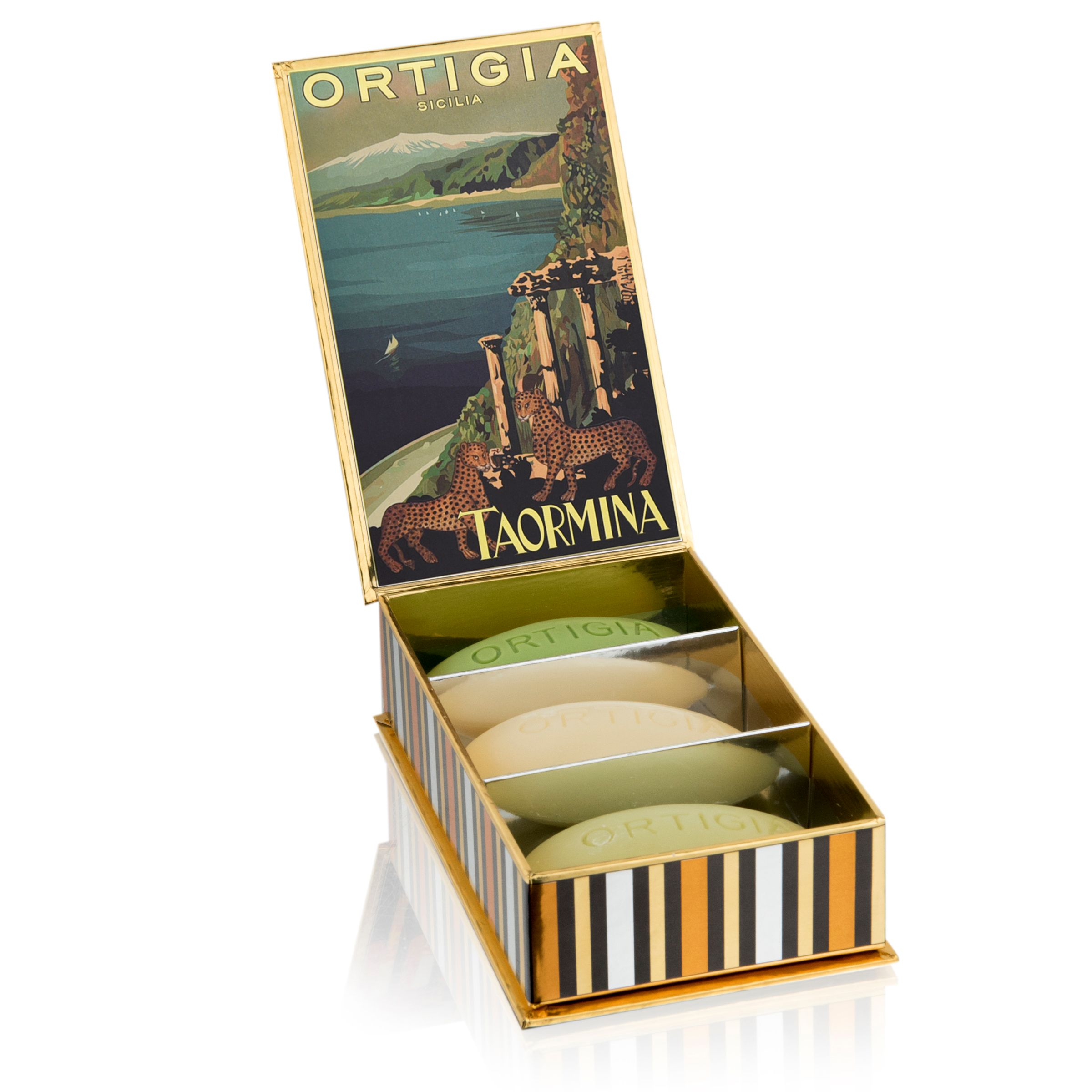 Taormina Boxed Soaps