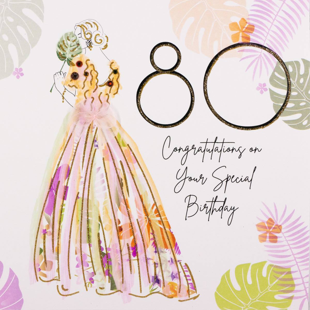 80  Congratulations On Your Special Birthday