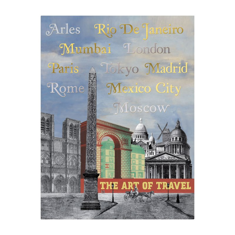 Christian Lacroix: The Art Of Travel 10 postcards